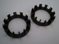 415-37  right bearing roller retainer, NOS (2)