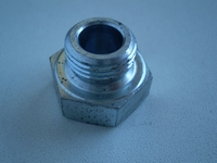 2326-38  timing hole plug and tank drain plug, zinc