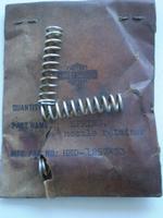 1257-33  nozzle retainer spring, NOS