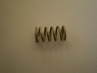 1264-27  needle valve spring
