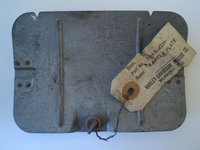 1415-42M  baffle plate, NOS