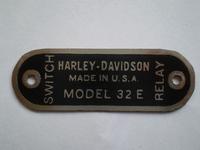 1504-32E  generator name plate