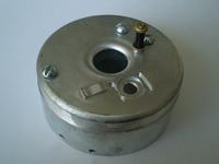1566-37  circuit breaker plate, cadmium