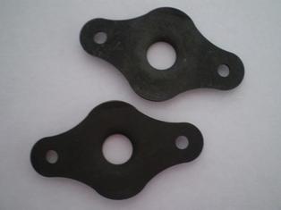 2098-17  starter pedal end plate set (2)