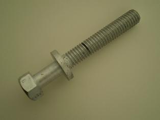 2328-27  front chain adjusting screw, cadmium