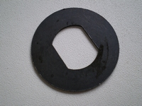 2419-36B  friction stud lock washer