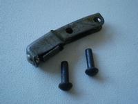 2488-41  steel disc buffer, NOS