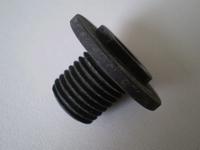 2781-37  steering damper adjusting screw, parkerized