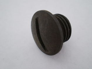 2651-40  fork stem cap screw, NOS