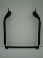 3051-36A  rear stand, black