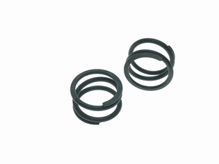 3061-24  front stand spring (2), parkerized