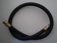 3571-41B  motor oil pump flexible return pipe