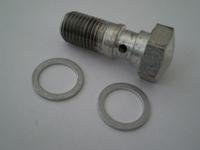 3572-36B  vent pipe nipple bolt, cadmium