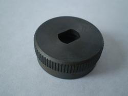 3637-40NP  adjusting knob, parkerized