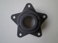 3972-35  outer bearing cover, parkerized
