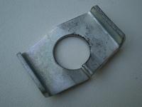 4006-35  axle nut lock washer, zinc