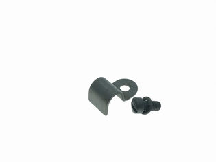 4162-36  control coil clip with screw, parkerized