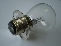 4925-35  headllight bulb pre-focused, 6V 25/25W