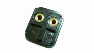 4938-35  headlight terminal block, NOS