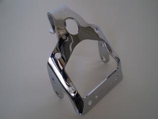 4966-45C  headlight bracket, chrome