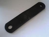 2812-40M  left skid plate support bracket