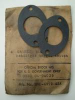 4972-42A  toggle switch gasket