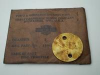 1244-24  throttle disc  1-1/4
