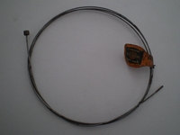 3326-09  control wire with end, NOS