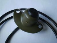 4760-26N  horn switch, green