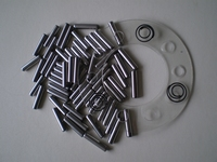 2472-41BigFix needle bearing kit including retainer plate