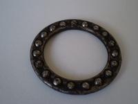 2521-41  thrust bearing & balls, NOS