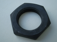 4005-35P  axle sleeve nut, parkerized
