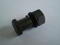 2225-36P  shifter rod end bolt, parkerized