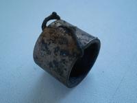 2410-36AN  clutch lever bracket bushing, NOS