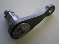 2242-40  shifter lever shaft