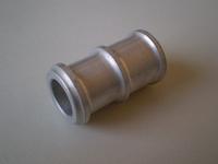 4007-38  rear axle spacer, cadmium