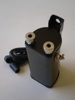 1722-48B/12  spark coil 12V with cables, black
