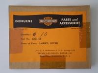2271-41/10pck  top cover gasket, NOS