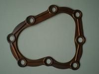 11-36  cylinder head gasket, copper, NOS
