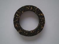 3976-35  cork washer, small