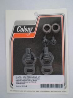 2431-44Pkit clutch release lever rebuild kit, parkerized