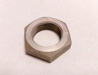 4184-30 axle sleeve nut, cadmium