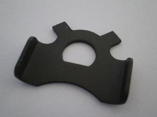 2642-40P  front stud nut lock, parkerized