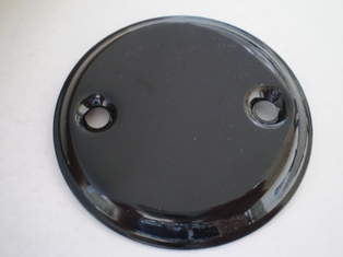 3811-29  chain inspection cover, black