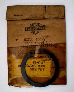 3965-35N  retaining lock ring, NOS