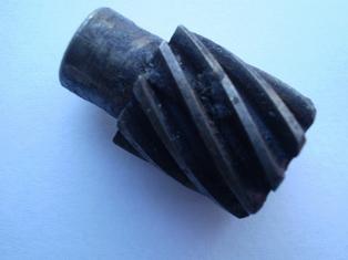 1547-36  timer shaft gear, NOS