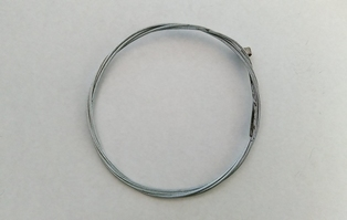 2557-41  hand clutch inner control wire