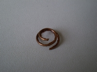 1247-32N   throttle shaft spring, NOS