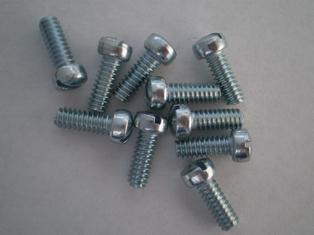 032Z  screw, zinc (10 pck)