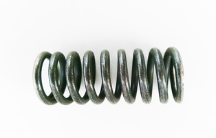 186-10  seat post auxiliary spring 2-7/16
